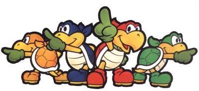 Koopa Bros    king bowser   Mario, Paper mario, Bowser