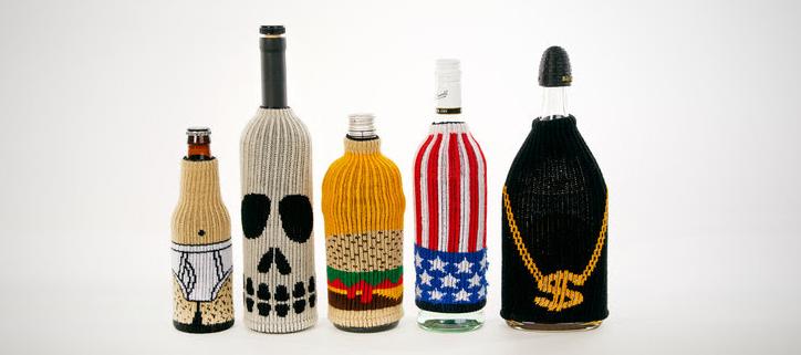 Fun design drink insultator by Freaker
