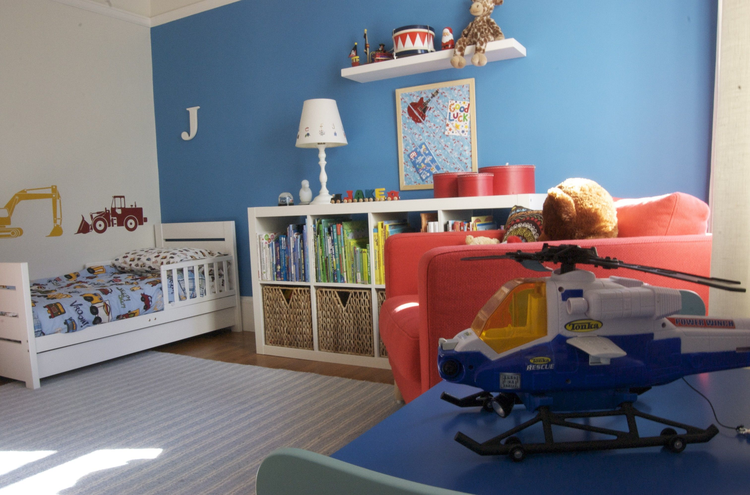 Organized Inside Kids Room This Bunk Bed Rooms Also Baby Boy Nursery Ideas