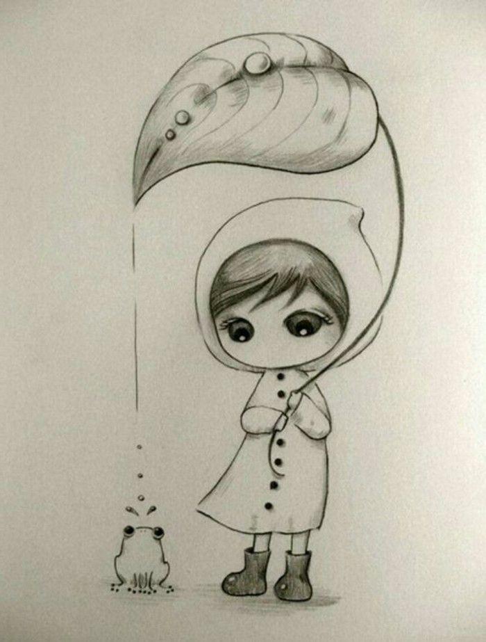 Zeichnen Lernen Mit Bleistift Selbst Kunst Schaffen Art