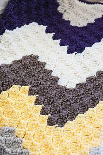 Love the look of this corner to corner chevron blanket crochet c2c chevron baby blanket pattern by chiwei ranck dt1010fo