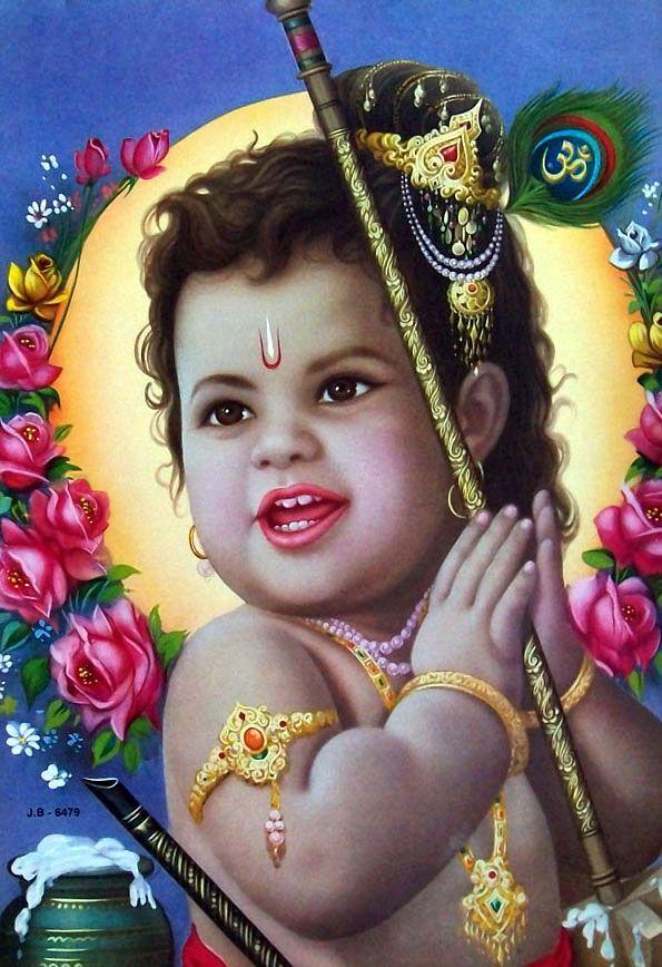 Bal Krishna Bal Krishna Baby Krishna Krishna Wallpaper