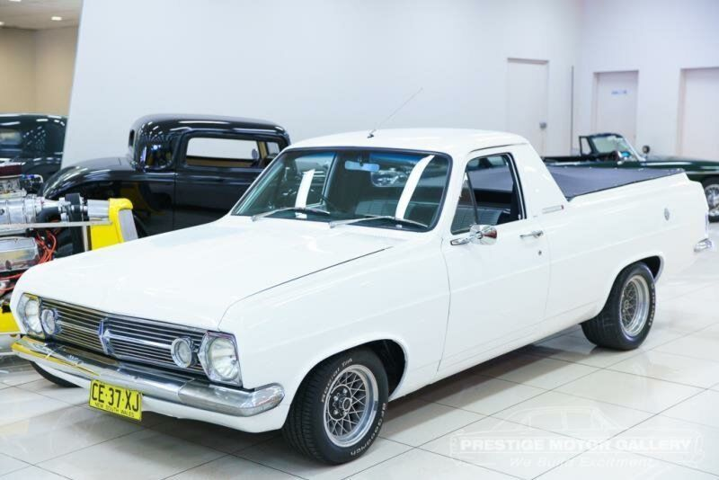 1966 Holden HR White Manual M Utility in NSW | eBay