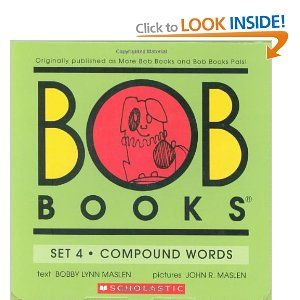 Bob Books Set 4- Compound Words: Box Set: Bobby Lynn Maslen, John R Maslen: 9780439845069: Books - Amazon.ca