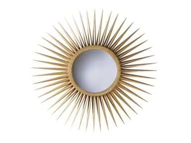 Baker Sunburst Mirror | Kathy Adams Furniture And Design
