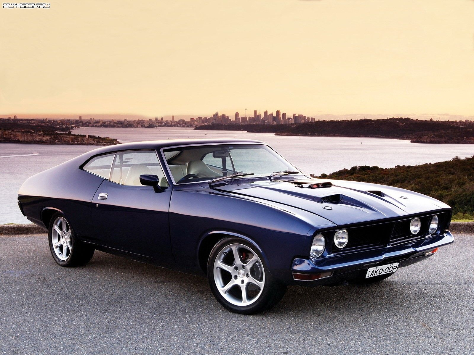Ford falcon aussie muscle car ford australia 1600x1200 for Classic american muscle cars