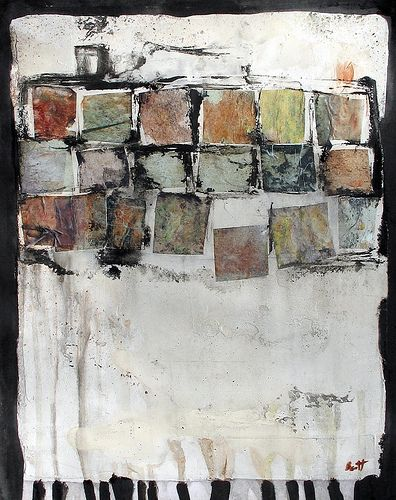 "'That Song""14 x 11 , mixed media on bristol board.  scottbergey.com"