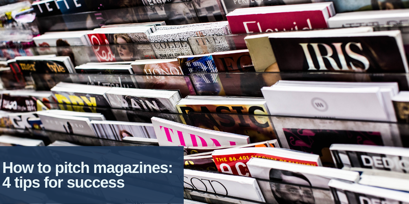 How to pitch magazines 4 tips for success Digital