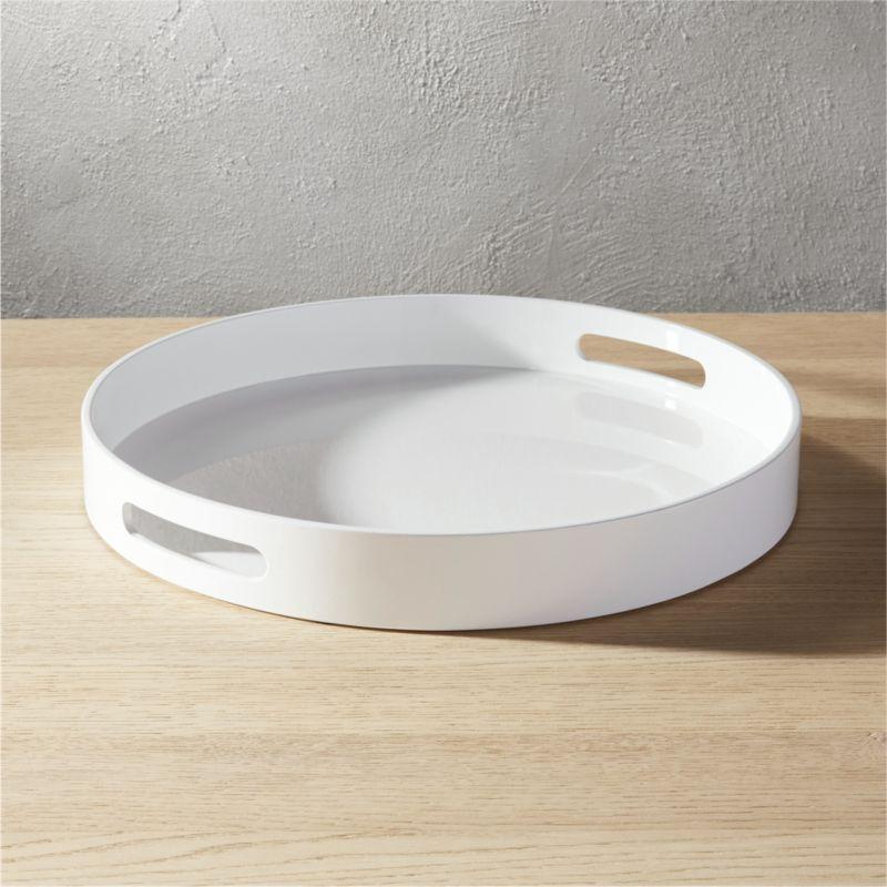 Matthew williamson for white tray square tray coffee