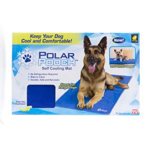Null Pet Cooling Mat Dog Cooling Mat Enclosed Dog Bed