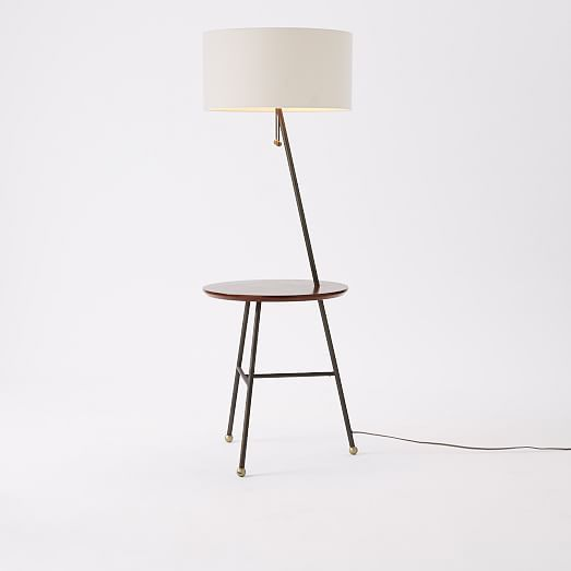Duo Accent Table Lamp Table Lamps Modern Lighting Room