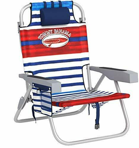 Incredible Tommy Bahama 2017 Backpack Cooler Folding Beach Chair Pabps2019 Chair Design Images Pabps2019Com
