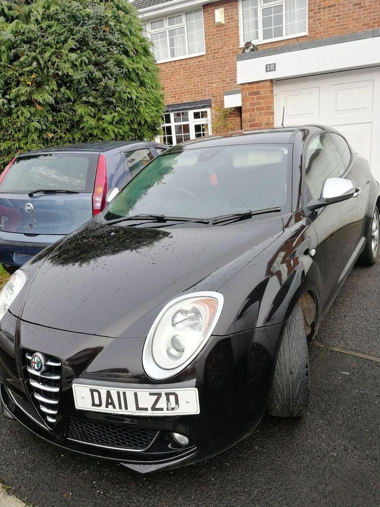 Ebay 2011 Alfa Romeo Mito Veloce Damaged Rear End Uk Salvage