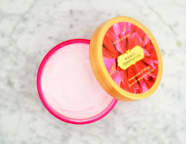 Victoria's Secret Mango Temptation body butter