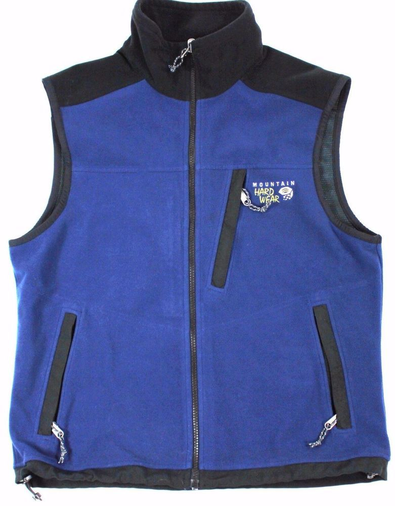 Mountain hard medium wear wind stopper mens blue and