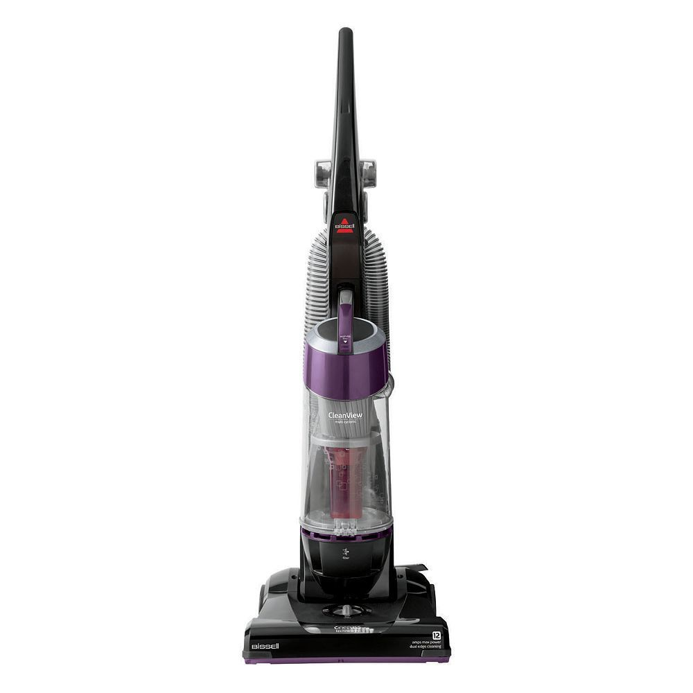 Bissell Cleanview Upright Bagless Vacuum 9595 Black How To