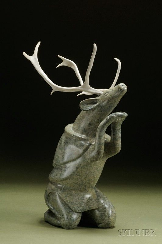 Contemporary Inuit Stone Carving