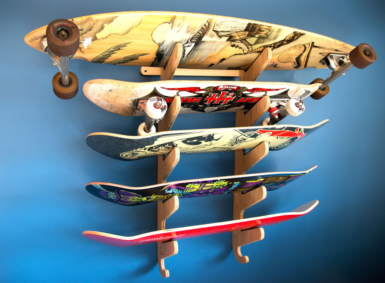 the molokai series snowboard skateboard rack - Skateboard Regal Kinder Schlafzimmer