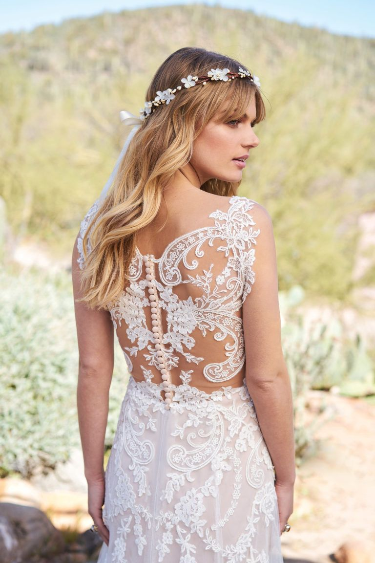 Lillian West 6512 - The Blushing Bride boutique in Frisco, Texas ...