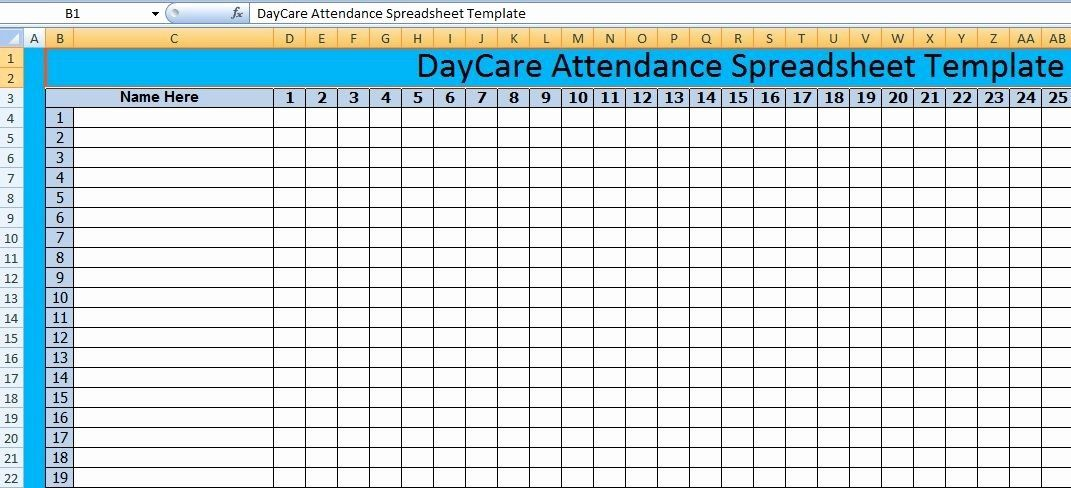 Daycare Staff Schedule Template Best Of Download Daycare