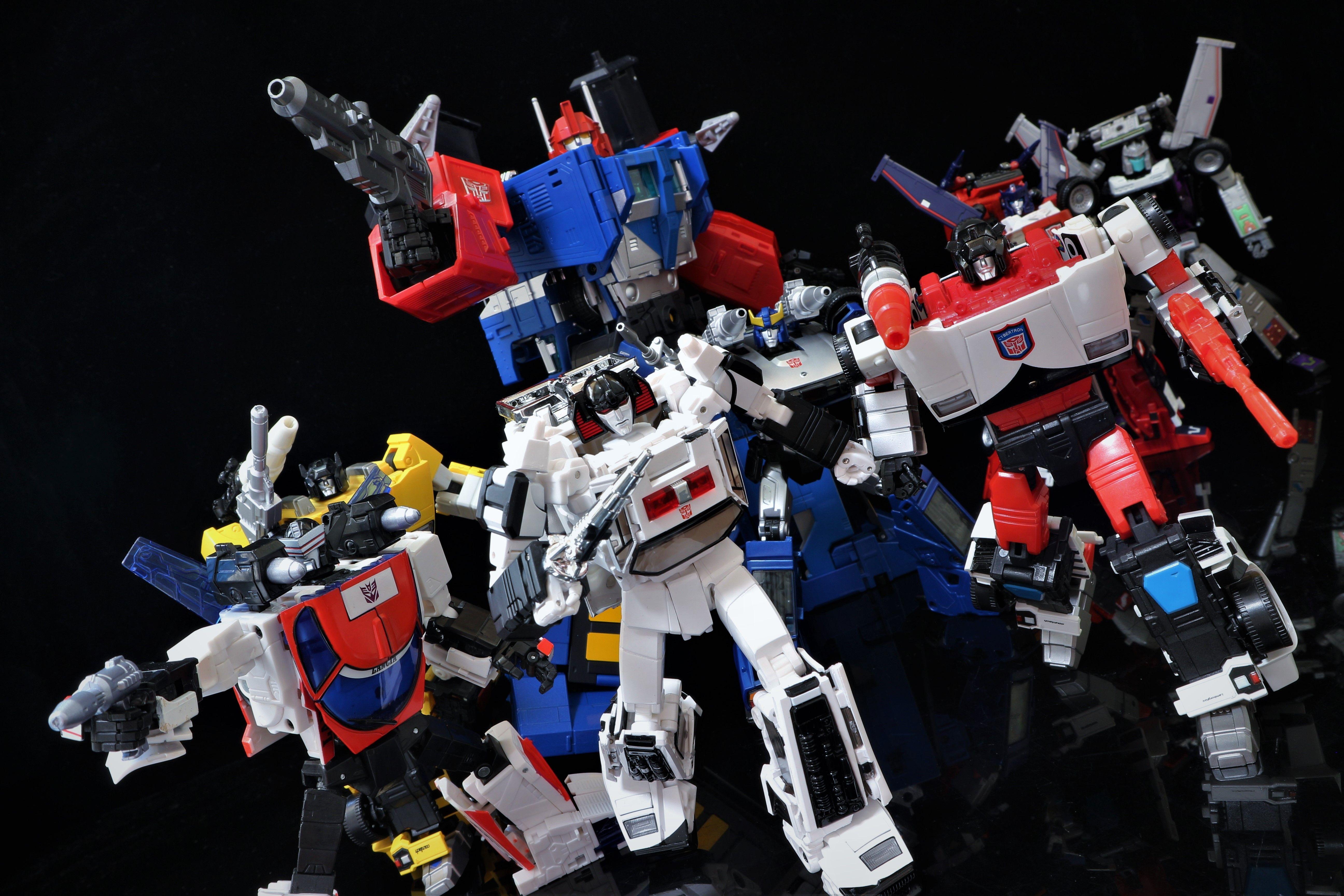 TAKARA TOMY Transformers Masterpiece MP-31 DELTA MAGNUS Action Figure F//S japan