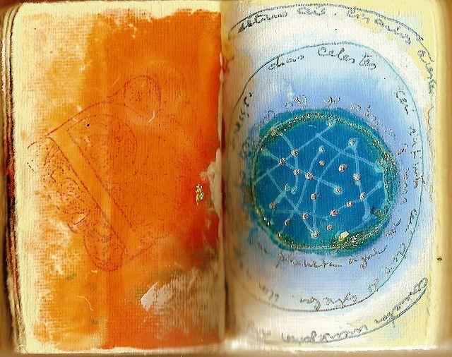 moleskin, Star diary serie nº 3 by magic fly Paula Catão http://www.flickr.com/photos/magic_fly/sets/194418/