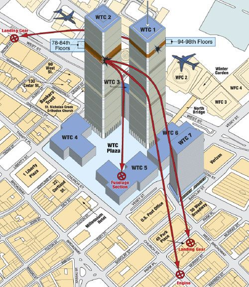 Map Of World Trade Center Before 9 11.World Trade Center 9 11 Map While The Topic Of This Graphic Is