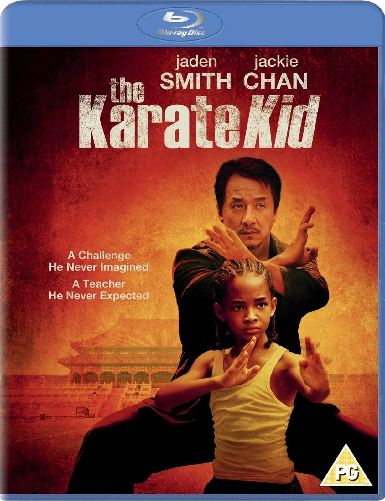 Karate Kid 2 With Jackie Chan Karate Kid