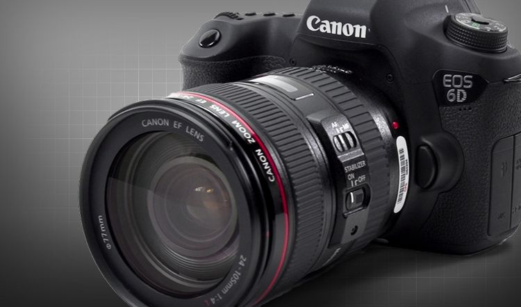 The Canon 6D Mark II Real World Users Guide – KelbyOne