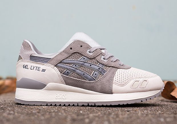 asics gel lyte 3 kaki rose