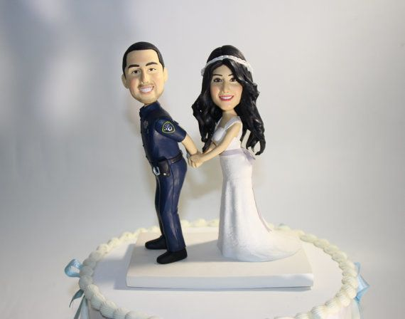 Vivian Topper Studio Makes Personalized Figurines Bobble Heads And Cake Toppers