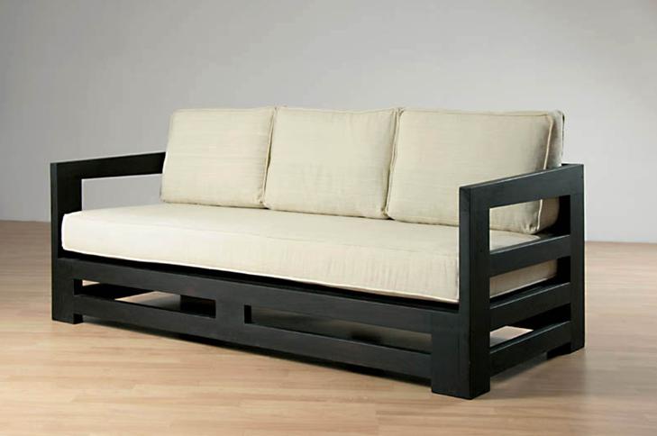 Simple Et Beau Set Sofa Perabot Rumah Dekor