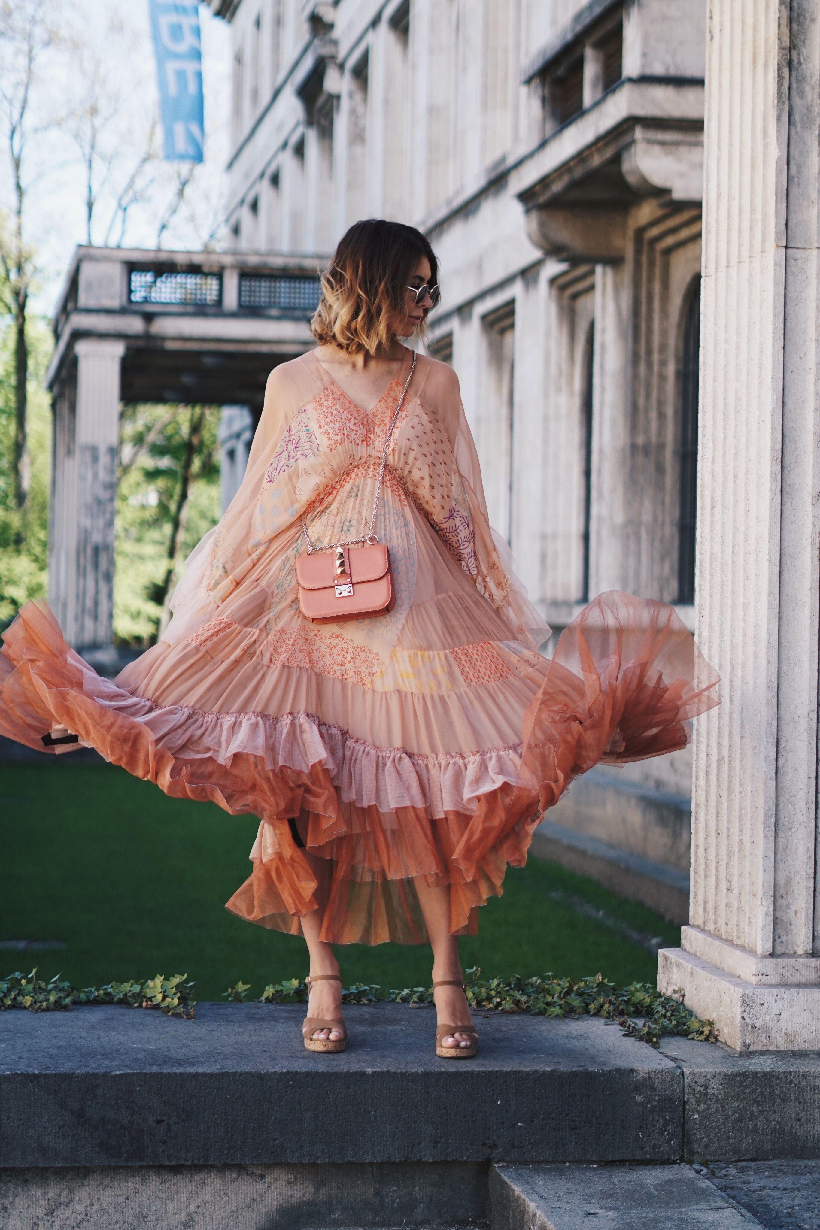Hippie Mode | das perfekte Outfit im Boho Chic
