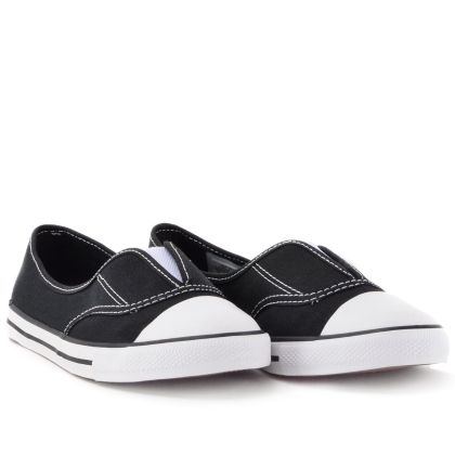 Tenis Sapatilha Converse All Star Ct As Dainty Cove Ox Preto