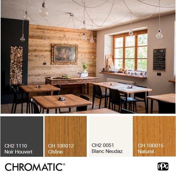 chromatic bois inspirations couleur