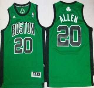 Boston Celtics Jersey 34 Paul Pierce Revolution 30 Swingman Green Big Color  Jerseys d8641d7e8