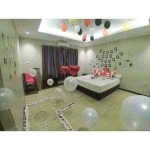 dekorasi surprise ulang tahun untuk pacar (dengan gambar