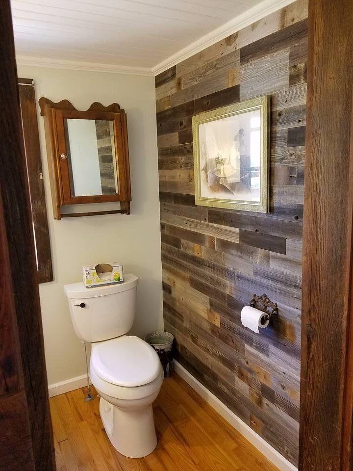 Amazon Com Epic Artifactory Diy Reclaimed Barn Wood Wall Easy Peel And Stick Application 40 Sq Reclaimed Barn Wood Wall Wall Paneling Diy Wood Panel Walls