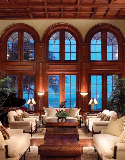 British Colonial Island Estate Living Room   British ...