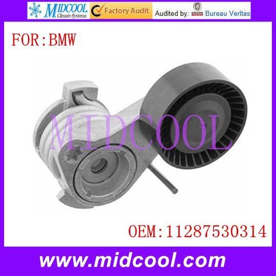New Timing Belt Tensioner Pulley Use Oe No 11287530314 11 28 7 530 314 For Bmw E60 E90 E91 E92 E93 E71 Bmw Replacement Parts Veritas