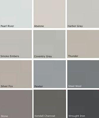 C B I D Home Decor And Design Manly Color Advice Popular Grey Paint Colors Best Gray Paint Color Grey Paint Colors