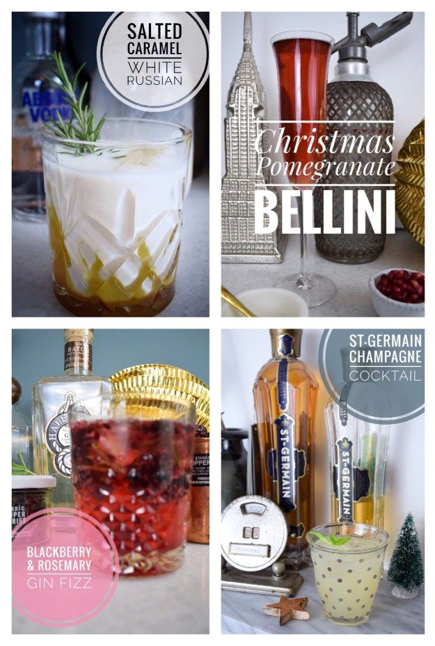 Best Christmas cocktail recipes for party hosting Food  Recipes