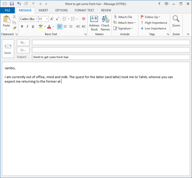 How To Set An Out Of Office Automatic Reply In Outlook Book Names Zoom Books Self Empowerment