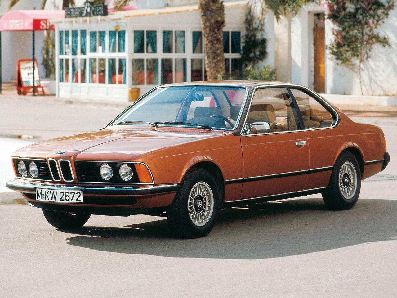 Bmw 6 Series E24 Bmw 6 Series Bmw Bmw Classic Cars