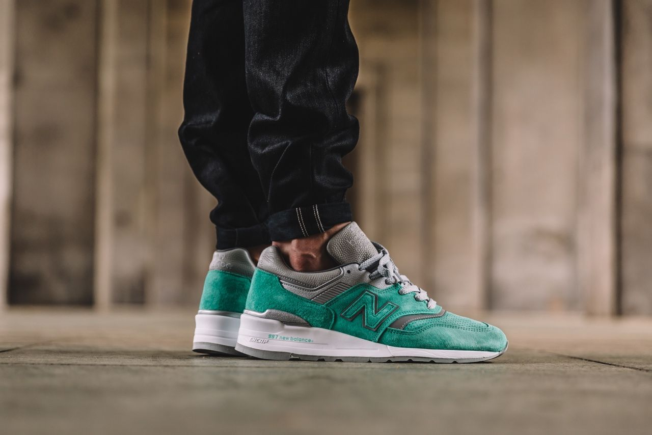 Concepts X New Balance 997 Ldquo City Rivalry Rdquo Pack More
