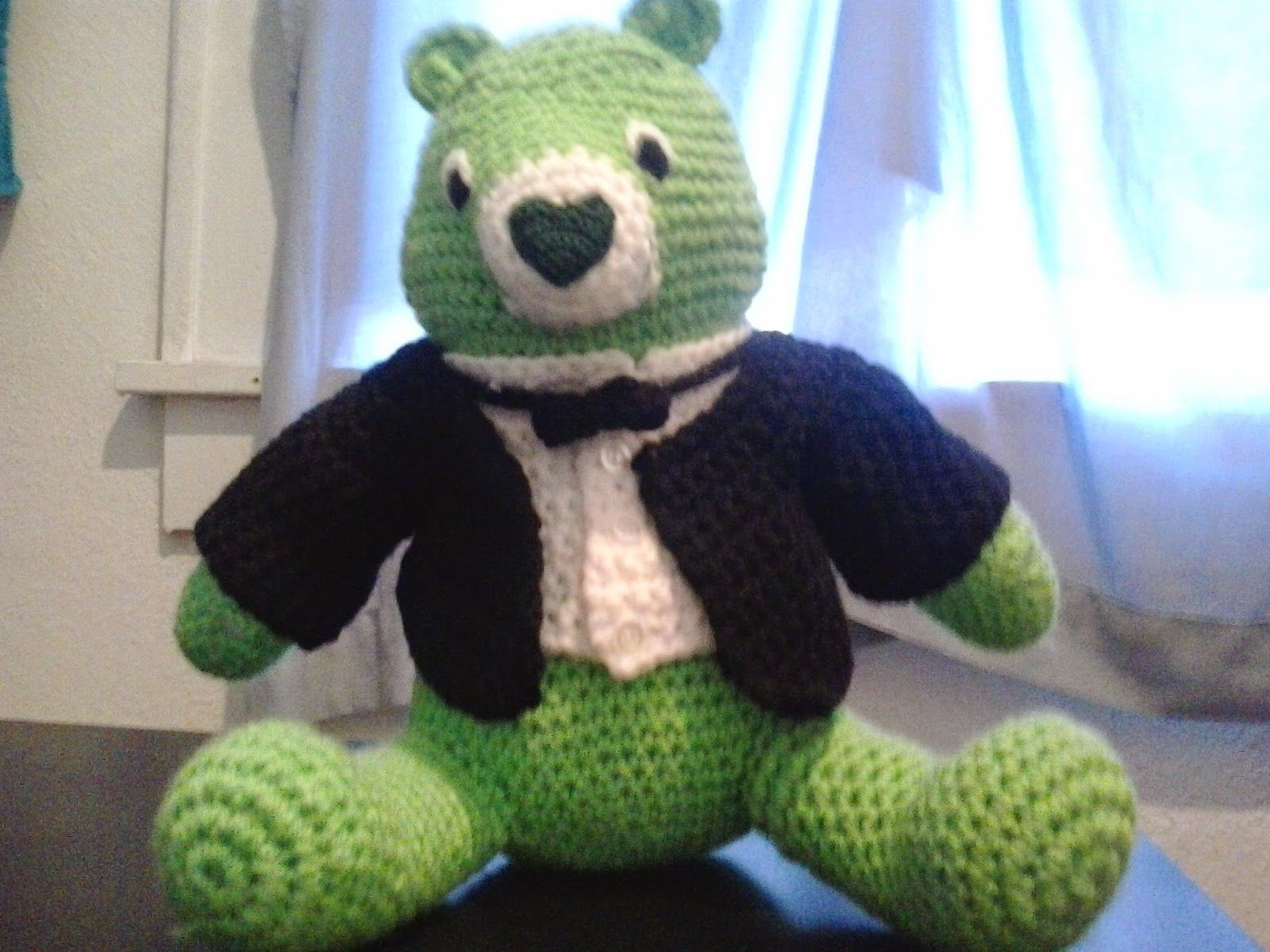 Crochet fanatic tuxedo for care bear sized animals patterns crochet fanatic tuxedo for care bear sized animals bankloansurffo Choice Image
