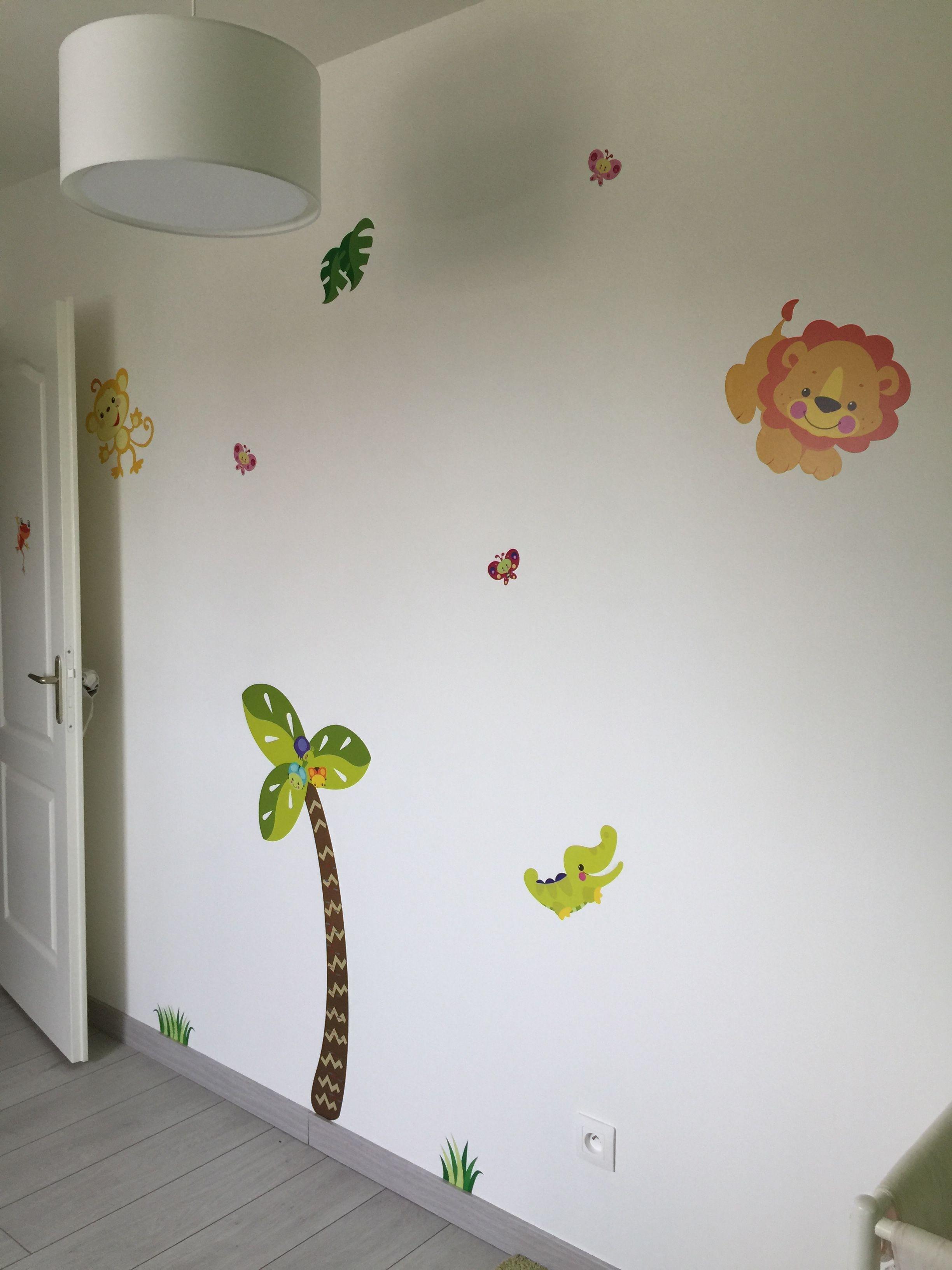 Deco chambre de bébé