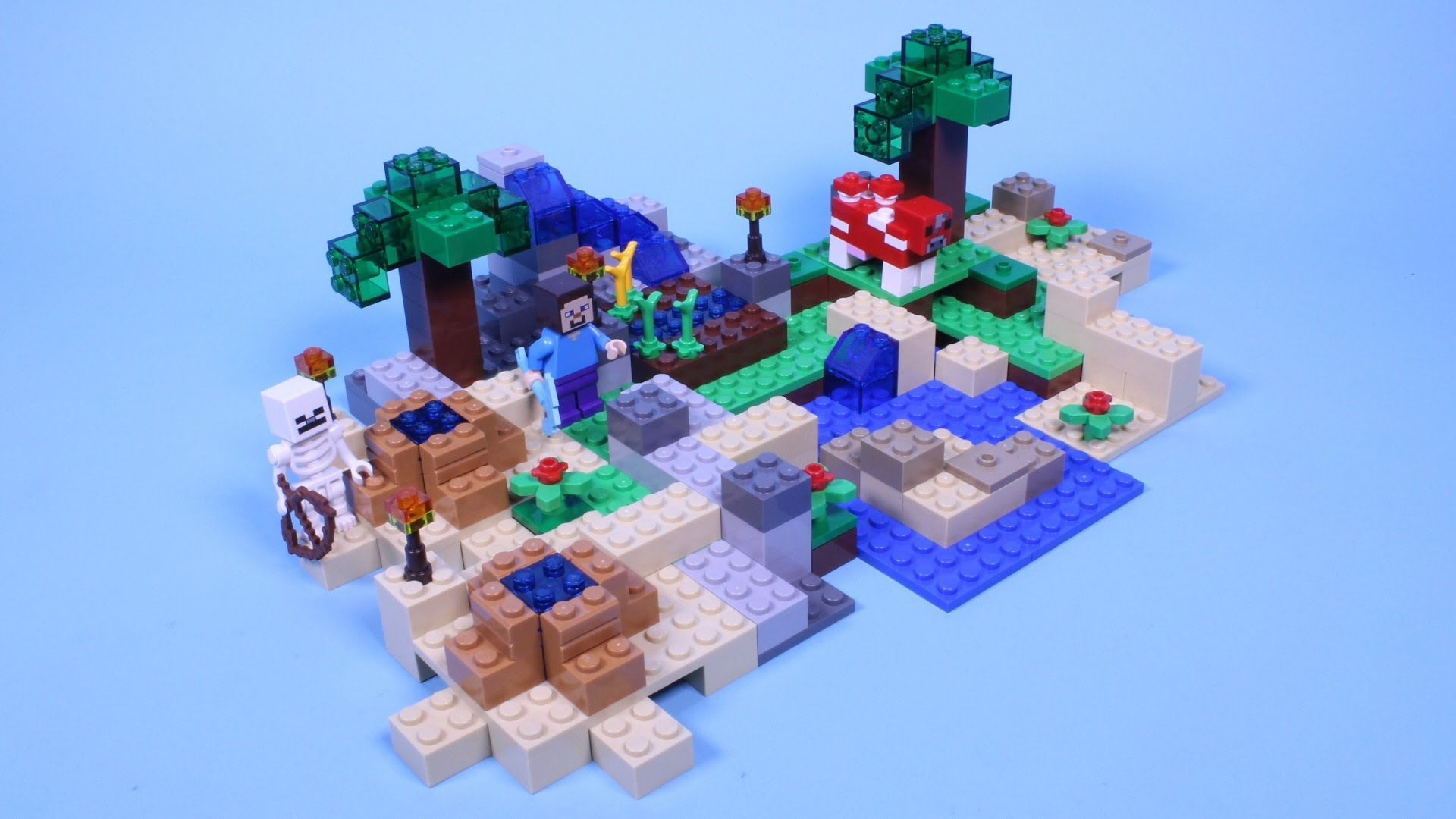 23++ Lego minecraft crafting box instructions ideas