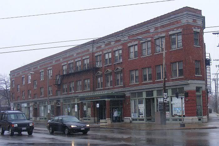Cleveland Broadway Larchmere Cleveland Ohio Cleveland Ohio