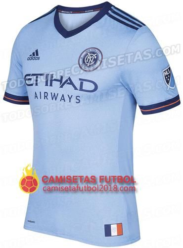a67be5dd816fc Comprar la nueva Primera camiseta New York City 2017